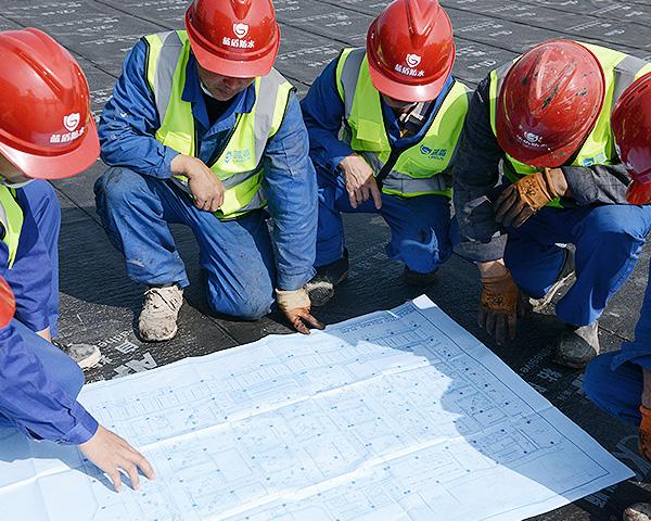 蓝盾-施工技术精湛创新管理