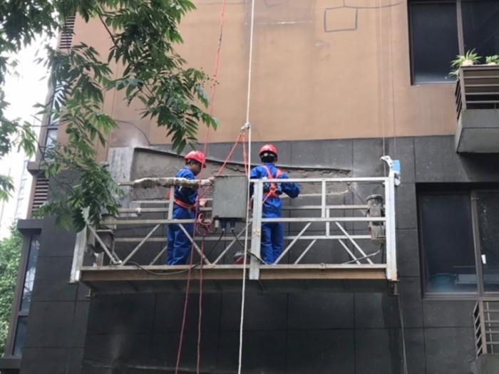 外墙渗漏维修