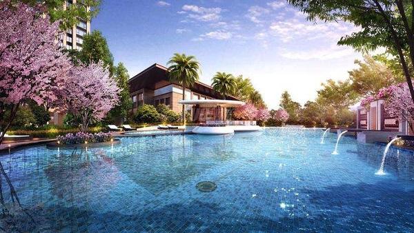 景观池防水