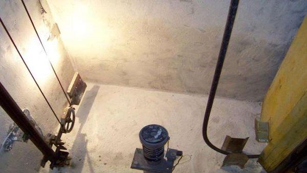 电梯井防水