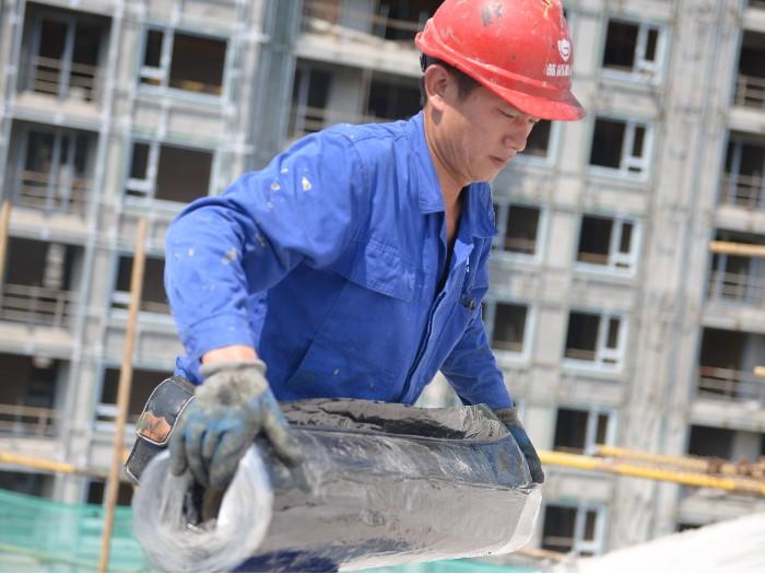 外墙防水渗漏类型分析之一-外墙体防水渗漏