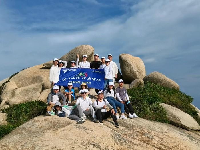 杭州蓝盾团建活动