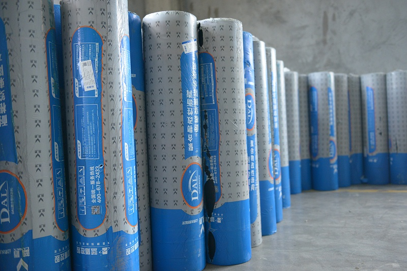 防水材料-防水卷材