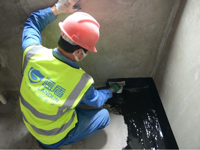 防水施工-卫生间防水