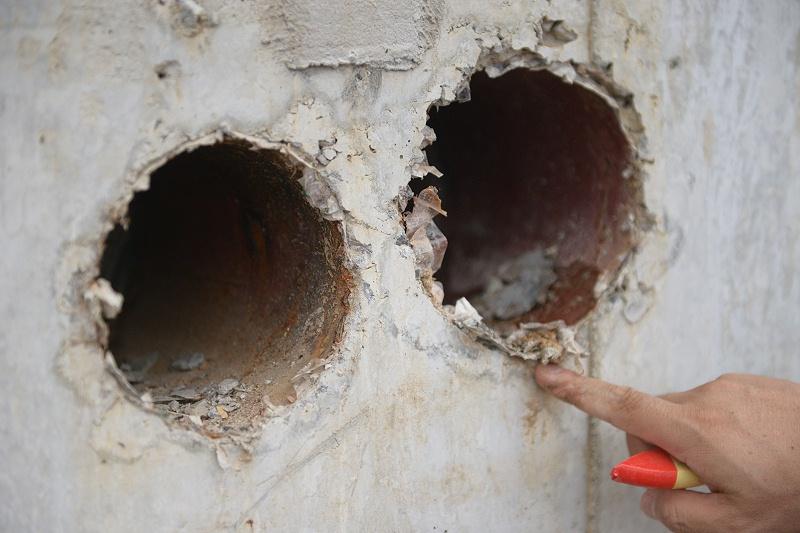 外墙渗漏原因