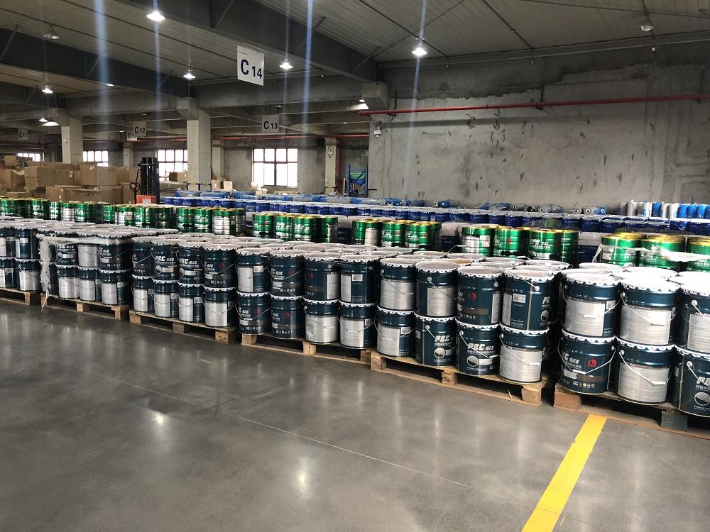 杭州蓝盾防水材料