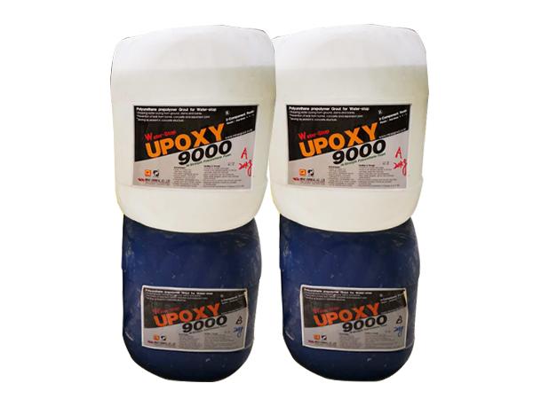 高强度低膨胀双组分9000聚氨酯灌浆材料