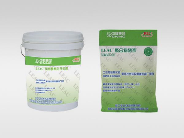 LEAC聚合物砂浆