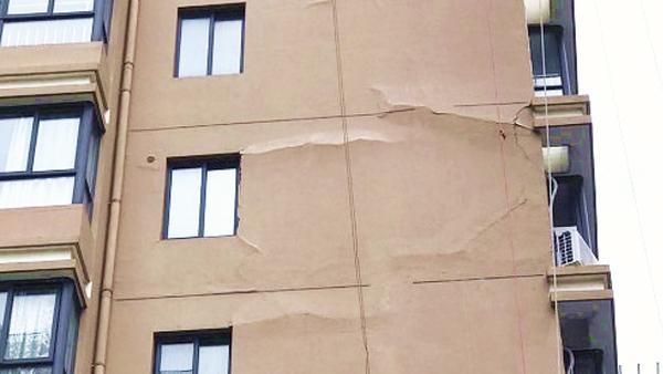 外墙空鼓修缮