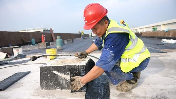 厂房防水防腐修缮