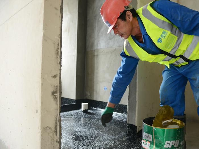 防水补漏工程质量如何确保呢?