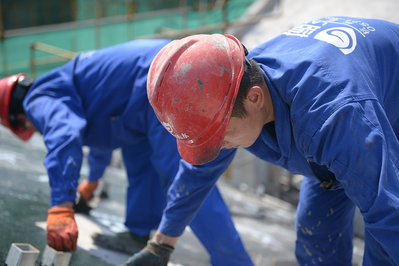 杭州蓝盾防水施工